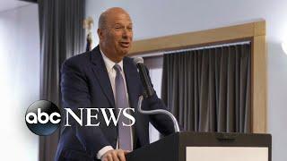 US ambassador to EU to testify in impeachment inquiry l ABC News
