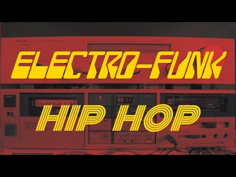 80s Electro Funk & Hip Hop Mix