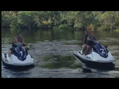 Watersports jet ski tours Tampa bay