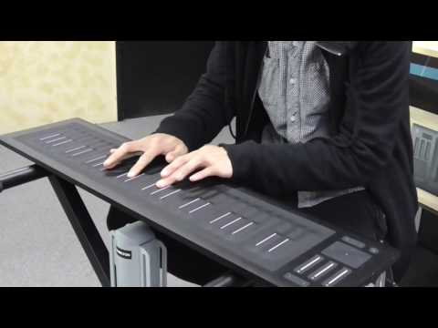 ROLI Seaboard RISE 49: Overview and Performance