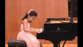 Mozart sonata No.8, K310 1st movement