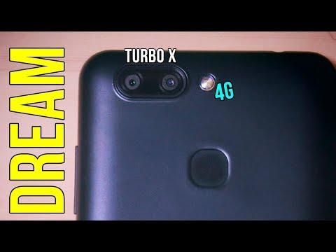 Смартфон Turbo X Dream 4G 2019 распаковка обзор отзыв