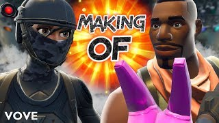 FORTCLASH | Making Of
