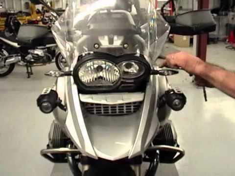 Max Bmw Garage R1200gs Led Turn Signal Installation Youtube