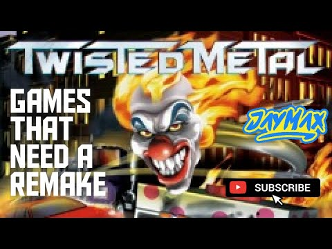 Games That Need A Remake: Twisted Metal