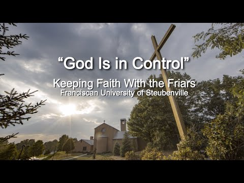 """""""God Is in Control"""" 