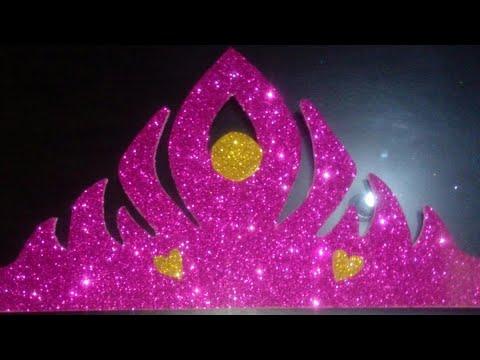 تاج-بالفوم-للاطفال-,crown-foam,
