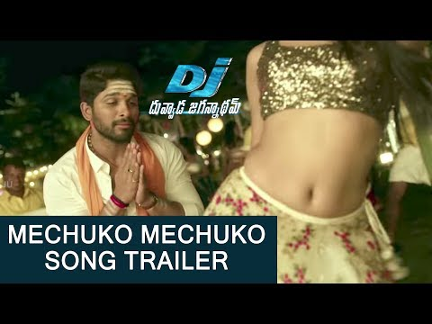 Mecchuko Song Trailer -  DJ Video Song...