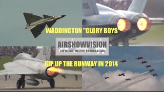 WADDINGTON 2014 GLORY BOYS RIP UP THE RUNWAY (airshowvision)