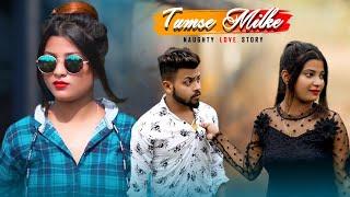 Tumse Milke Dil Ka Jo Haal | Main Hoon Na | Naughty Love Story | Latest Hindi Song| Rangoli Creation