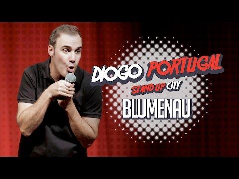 Diogo Portugal - Stand Up City BLUMENAU