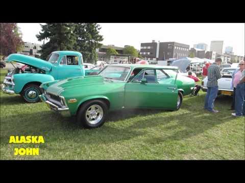 2015 ALASKA CAR SHOW - Delaney Park Strip Anchorage Alaska