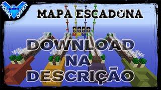 Mapa Escadona Download na Descriçao - versao 1.7.10 lucky block neon | MORAL GAMER