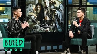 "Andy Black Speaks On His New Album, ""The Ghost of Ohio"""