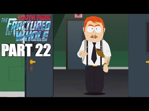 South Park The Fractured But Whole Walkthrough Part 22 - DIRTY COPS