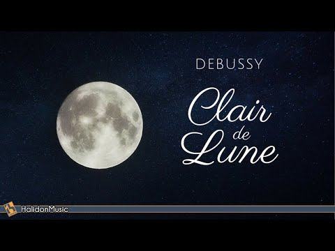Debussy  Clair de Lune  2 Hours Classical Piano Music for Relaxation