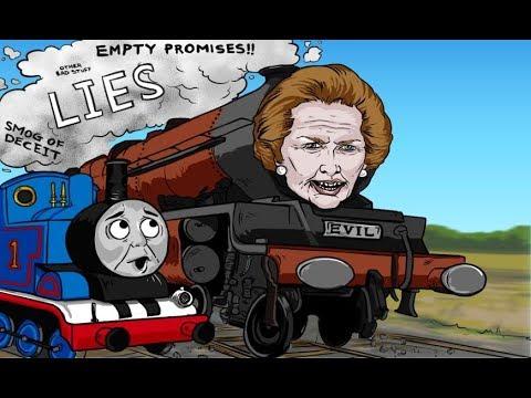 How Privatisation Fails: Railways