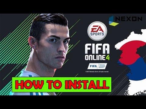 How To Play Fifa Online  Korean Server Pc Full Game Fifa Online   Ed  Bc Ed C C Ec  A Eb D Bc Ec D B
