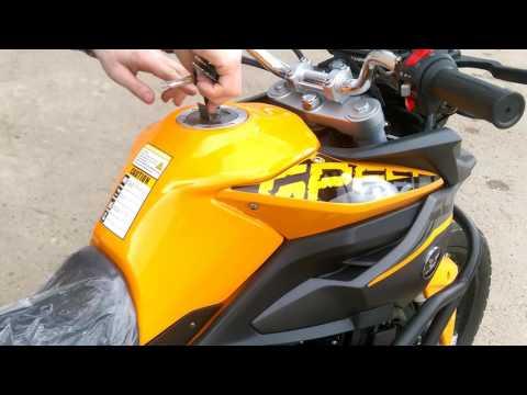Обзор мотоцикла ZONGSHEN RX-3 Тур-Эндуро
