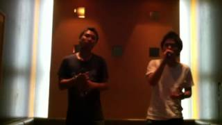 Believe EXILE COVER Ryo&MASATOSHI from WITHDOM