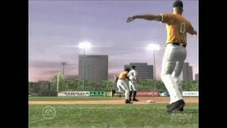 MVP 06 NCAA Baseball PlayStation 2 Trailer - Trailer