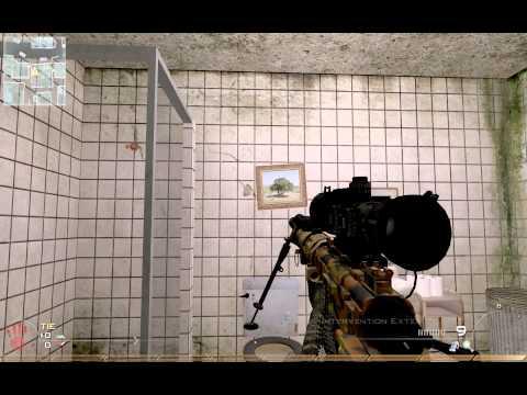 Favela Painting Muslim Writing Modern Warfare 2