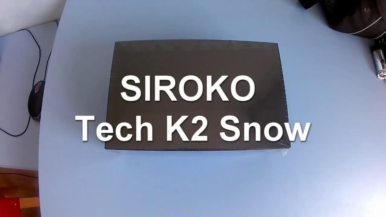 c47a599c70 Siroko Tech K2 Snow Cycling Sunglasses - Unboxing - YouTube