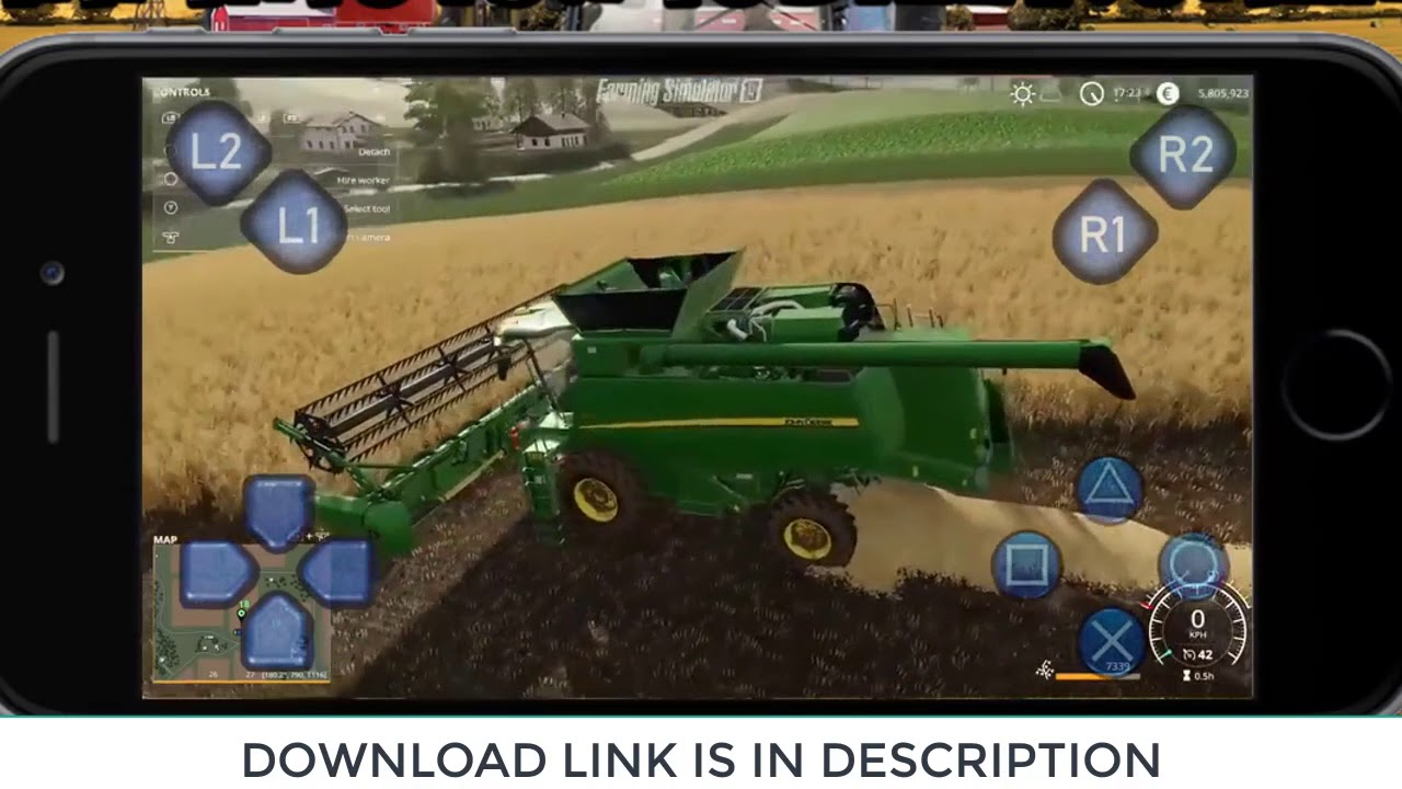How to Download Farming Simulator 19 on Mobile? Android & iOS
