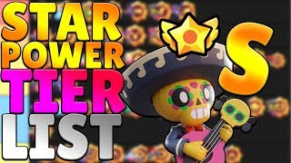 Star Power Tier List Video | What are the best Star Powers in the game?