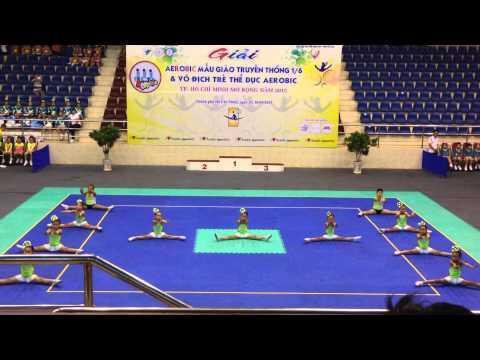 Aerobic mau giao 2015 - Truong Rang Dong 4