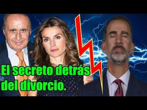 Peñafiel secretos revelados de Letizia y Felipe: las 15 grandes broncas del matrimonio!  Divorcio