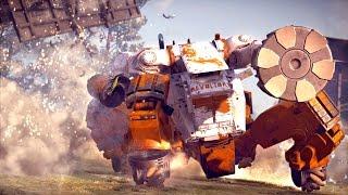 Just Cause 3: Mech Land Assault — Вторжение мехов! (HD)