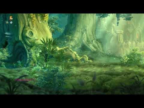 Rayman Legends - Part 1 [Europe Download Version] (Walkthrough/Gameplay)