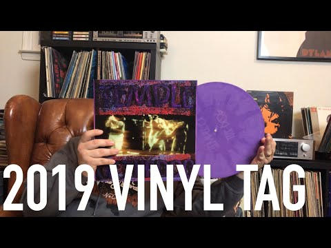 2019 Vinyl Tag by Noble Records!