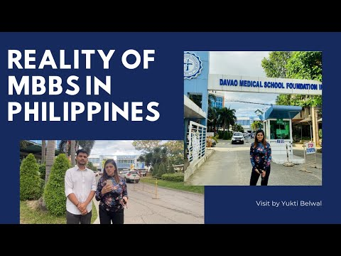 Reality of MBBS in Philippines ? | Yukti Belwal