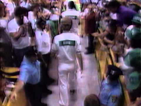Larry Bird Retirement 1993 Part 7 1988 Championship