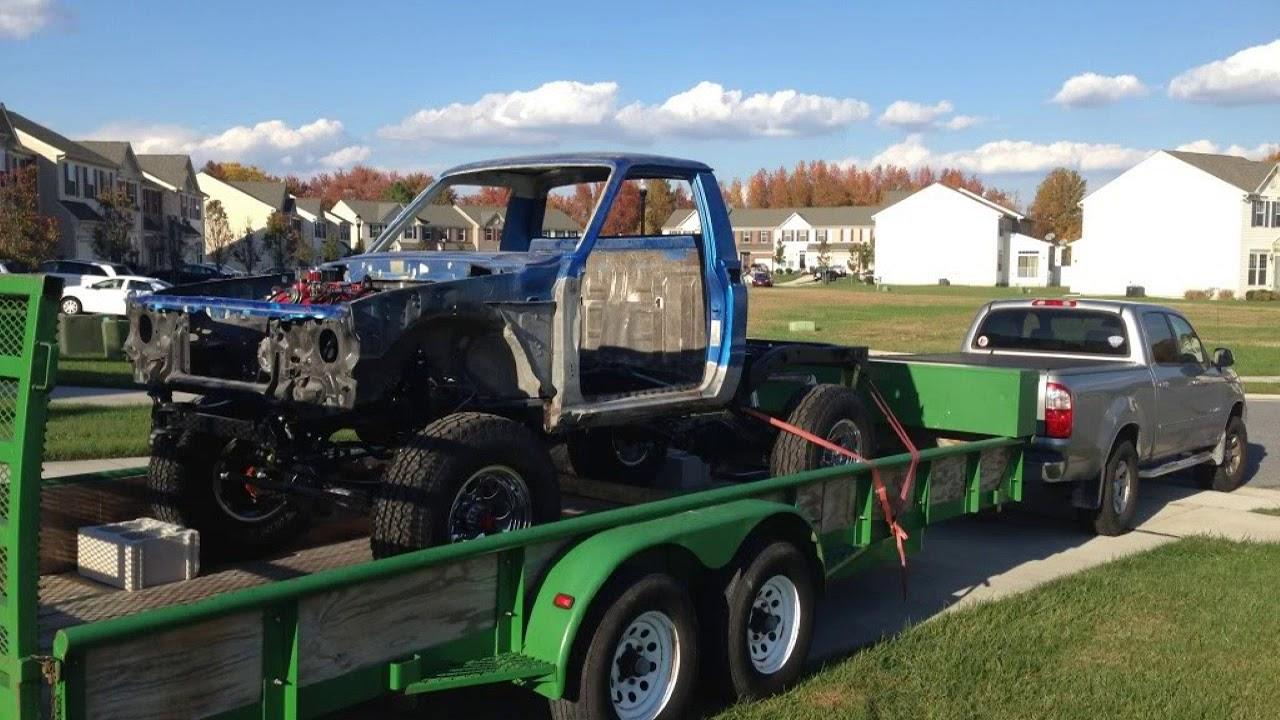 hight resolution of 1983 toyota pickup restoration