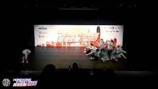 香港中國婦女會馮堯敬紀念中學 | 香港街舞公開賽 2017