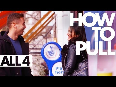 Flirting Expert Teaches Singles How To Pull People On The Street