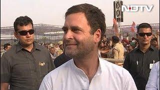 Rahul Gandhi ने Congress मुख्यालय में मनाया जन्मदिन बांटे लड्डू