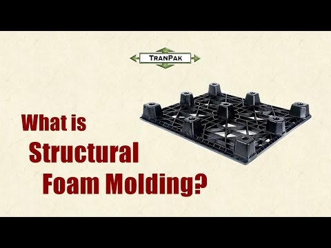 What is Structural Foam Molding? | TranPak