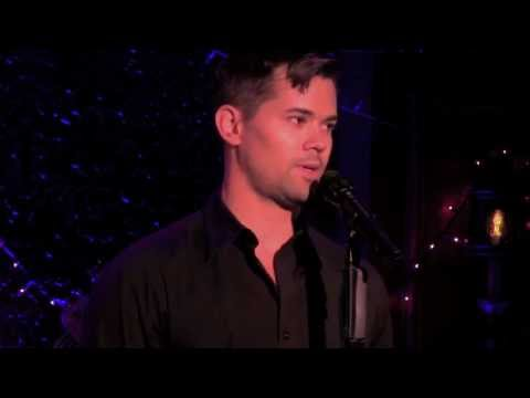 """Andrew Rannells - """"Kevin"""" (by Joe Iconis) at 54 Below"""