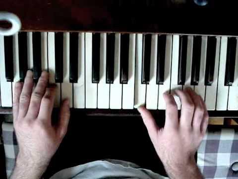 Piano Tutorial Scary Piano Youtube