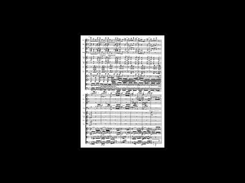 Beethoven Symphony 9 mvt 1 - with rolling score