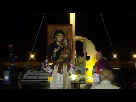 L'approdo della Madonna della Madia 900 anni dopo la sua venuta