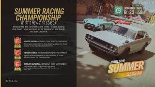 Forza Horizon 4 - Summer Season Change (November 22)