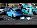 FOCUS RS VS. GOLF R VS. SUBARU STI!!