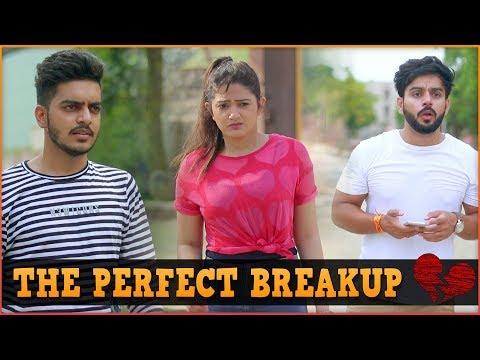 THE PERFECT BREAKUP    Rachit Rojha
