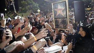 Selena - Hollywood Walk of Fame Ceremony