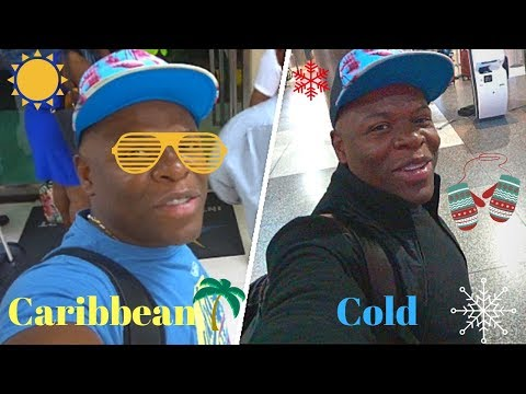 Travel Vlog: Caribbean to Cold